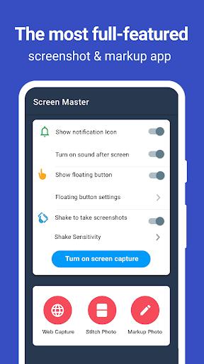 Download APK: Screen Master: Screenshot & Longshot, Photo v1.7.0.11 [Beta] [Premium]