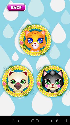 Cat Pet Wash 2.4 screenshots 2