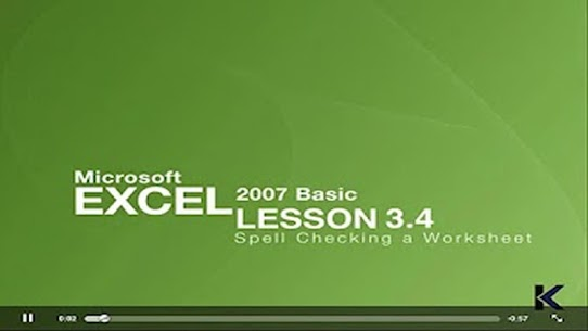 Instant Training for Excel 4