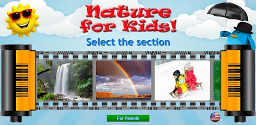 Fruit, Vegetables, Flowers - All Nature for Kids .APK Preview 0