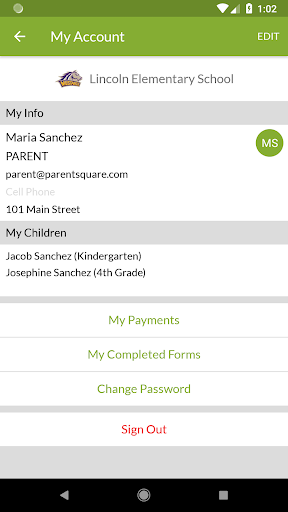 ParentSquare android2mod screenshots 3