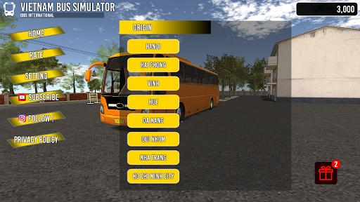 Code Triche Vietnam Bus Simulator (Astuce) APK MOD screenshots 5