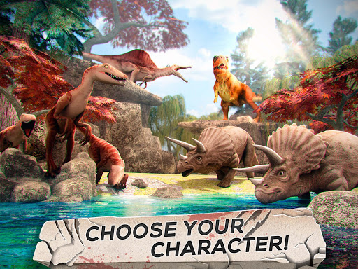 Jurassic Dinosaur Simulator 3D  screenshots 9