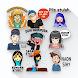 Stiker WA Bahasa Sunda Lucu WAStickerapps - Androidアプリ