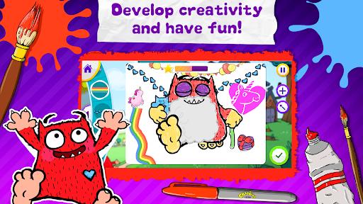 CBeebies Get Creative: Paint  screenshots 5