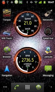 Widgets for Torque (OBD / Car) Apk 3