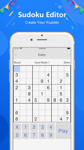 Sudoku - Classic free puzzle game 1.9.2 screenshots 8