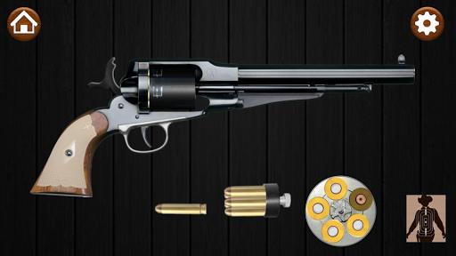 eWeaponsu2122 Revolver Gun Sim Guns 3.1 screenshots 1