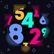 Next Numbers 2 - 脳のゲームは、あなたの記憶、集中力と反応を向上させる