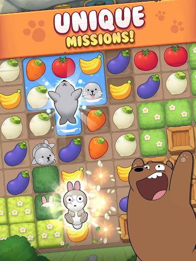We Bare Bears: Match3 Repairs  screenshots 8