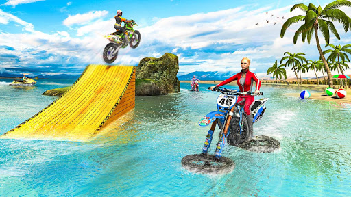 Water Surfer Racing In Moto 2.2 screenshots 3