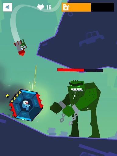 Downhill Smash apkpoly screenshots 9
