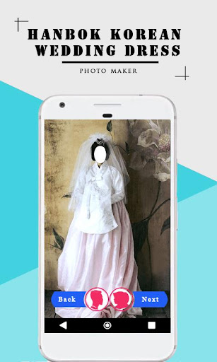 Hanbok Korean Wedding Dress 1.2 Screenshots 1