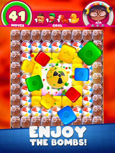 Toy Box Story Party Time - Free Puzzle Drop Game!  screenshots 12