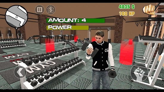 Clash of Crime Mad San Andreas Screenshot