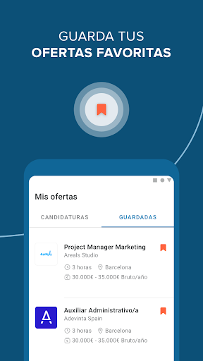 InfoJobs - Job Search android2mod screenshots 5
