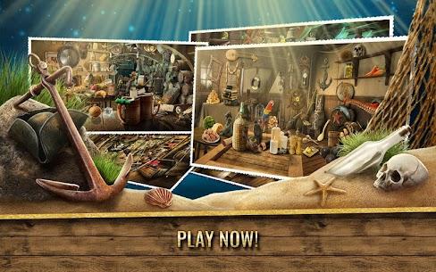 جزيرة الكنز وجوه خفية لعبة مغامرة ألعاب الغموض 4