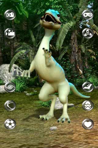 Talking Compsognathus Dinosaur screenshots 3