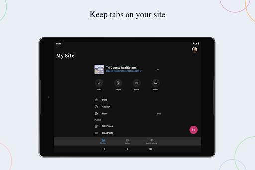 WordPress 16.2 Screenshots 11