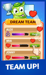 Dreamland Story: Match 3, fun and addictive