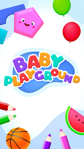Baby Playground – First words 6