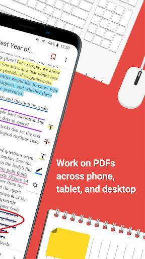 PDF Reader - Sign, Scan, Edit & Share PDF Document screenshots 2
