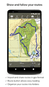 Topo GPS Netherlands For Android 2