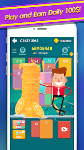 2048 Cards - Merge Solitaire, 2048 Solitaire 1.0.9 Screenshots 4
