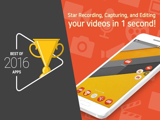 Mobizen Screen Recorder for LG - Record, Capture 3.8.1.7 Screenshots 1