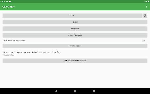 Simple Auto Clicker apktram screenshots 12