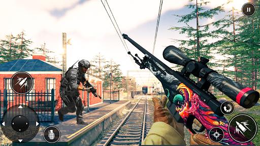 new action games  : fps shooting games 3.7 screenshots 19
