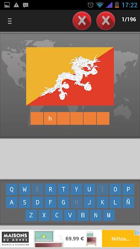 fun with flags challenge screenshot 3