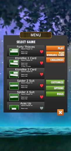 Full Deck Solitaire 1.98 screenshots 6