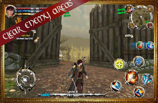 Kingdom Quest Crimson Warden 3D RPG screenshots 7
