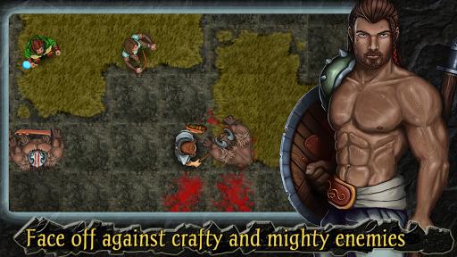 Heroes of Steel RPG Elite screenshots 1