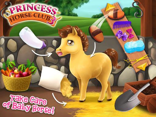 Princess Horse Club 3 - Royal Pony & Unicorn Care 4.0.50017 screenshots 9