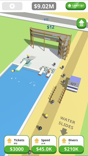 Idle Tap Splash Park 2.6.1 screenshots 2