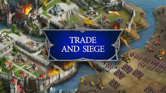 Gods and Glory: War for the Throne 4.5.1.0 Apk + Data 2