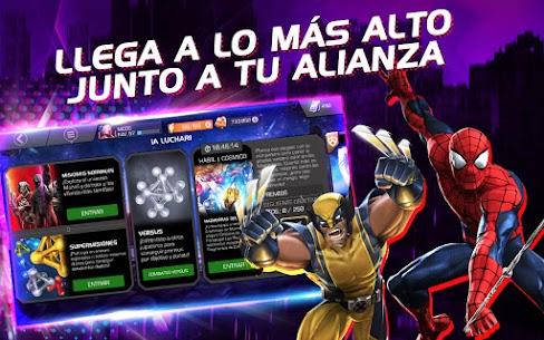 Marvel Batalla de Superhéroes 2