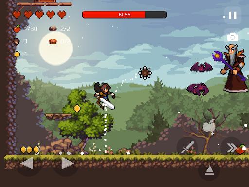 Apple Knight: Action Platformer  screenshots 16