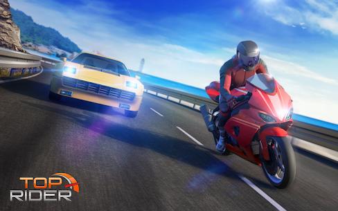 Top Rider: Bike Race & Real Traffic 3