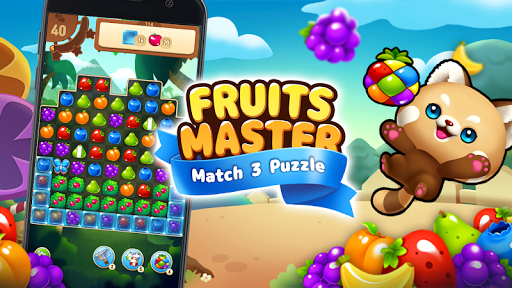 Fruits Master : Fruits Match 3 Puzzle  Screenshots 11