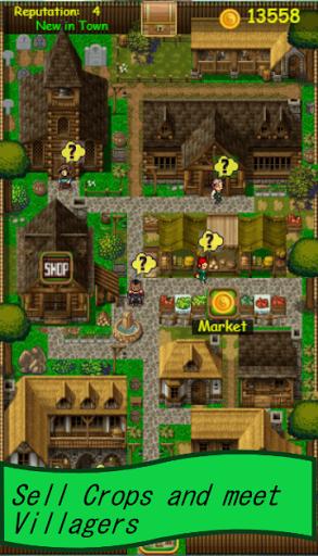 medieval farms retro farming sim screenshot 2