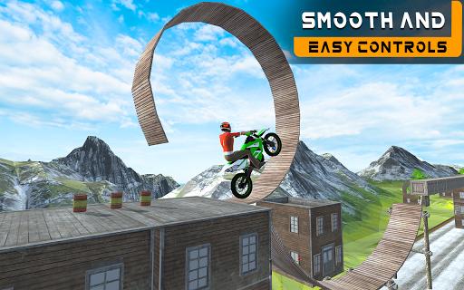 Ramp Bike - Impossible Bike Racing & Stunt Games Apk 1