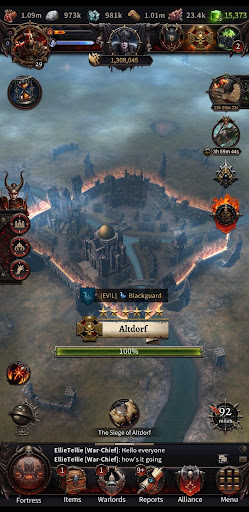 Warhammer: Chaos & Conquest - Real Time Strategy 1.20.90 screenshots 16