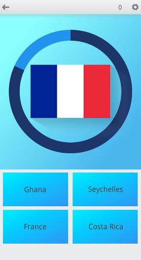Code Triche Drapeaux sur le globe (Astuce) APK MOD screenshots 2