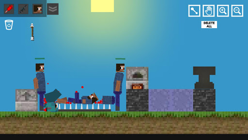 Noob Stick Playground: Ragdoll Human 1.0.3 screenshots 5