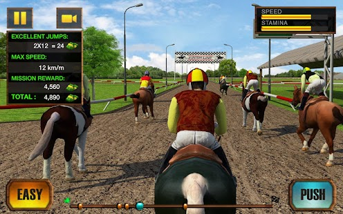 Horse Derby Quest 2016 Screenshot