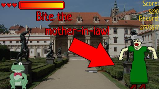Froggy vs. Mother-in-law 2.7 (52) screenshots 2