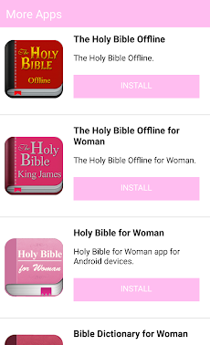 Holy Bible for Womanのおすすめ画像4